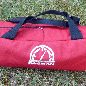 Bagman Mini tank bag for paintball and HPS bottles