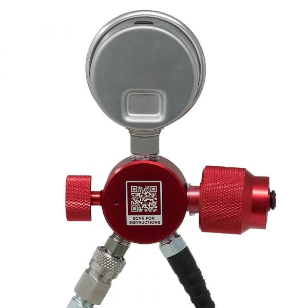Stikman PCP Fill Adapter for SCBA Tanks back zoom
