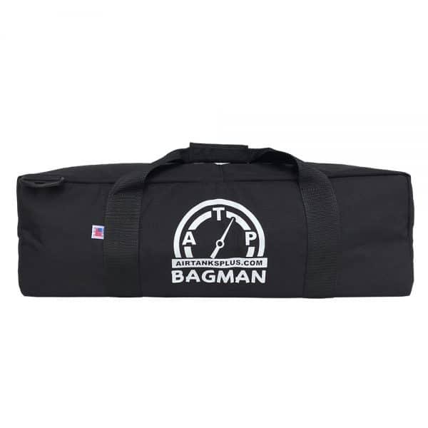 Bagman PCP Tank Bag in Black