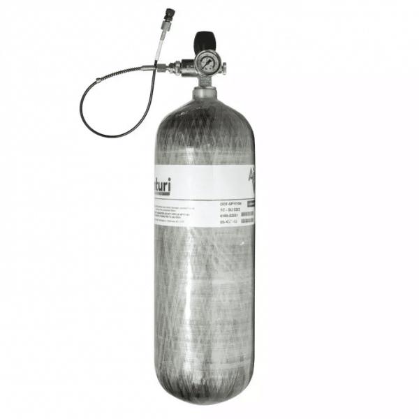 Air-Venturi-Carbonf-Fiber PCP-Charging-Station