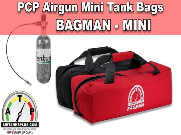 BagMan Mini Tank bag for PCP Airguns