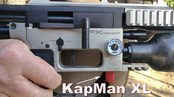 KapMan LX on FX Impact
