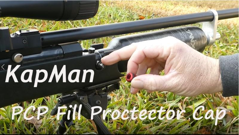 KapMan PCP Fill Protector
