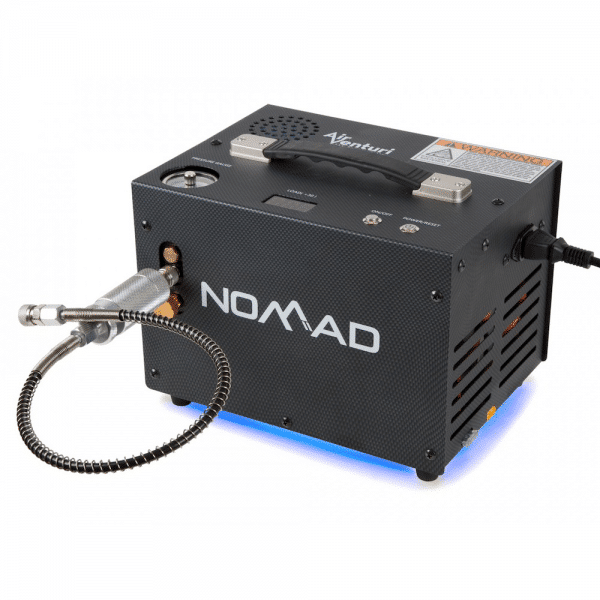 Nomad Portable PCP Airgun Compressor