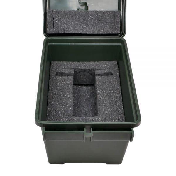 Empty regman box