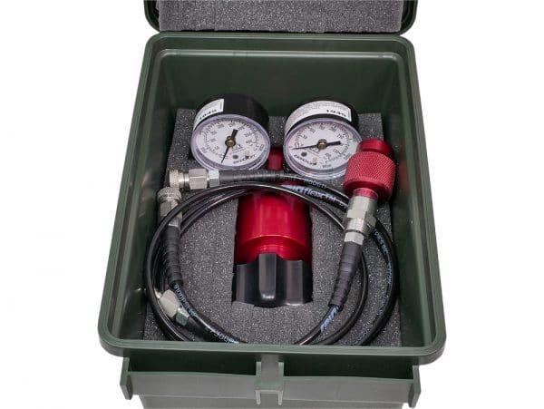Regman regulator box
