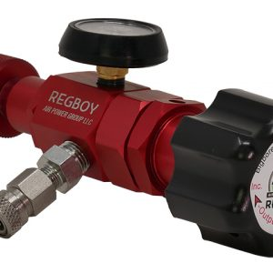 RegBoy External PCP Airgun Regulator