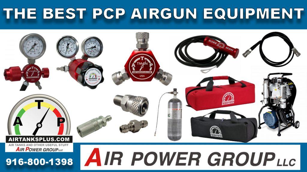 The Best PCP Airgun Equipment